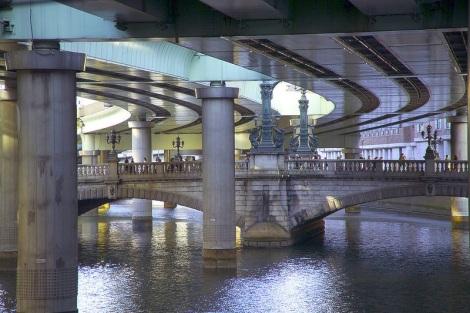Pont Nihonbashi, Tokyo, 2012